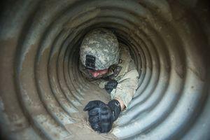 Quân đội Mỹ và bài huấn luyện không dành cho người yếu tim