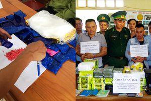 Triệt phá hàng loạt đường dây buôn bán ma túy xuyên quốc gia