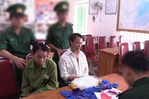Bắt 2 đối tượng buôn bán, tàng trữ số lượng lớn ma túy