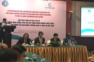 Việt Nam thiệt hại 1,7 tỉ USD do thiên tai