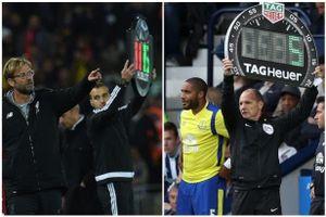 Xem xét ngăn chặn chiến thuật 'thay người câu giờ' trong bóng đá