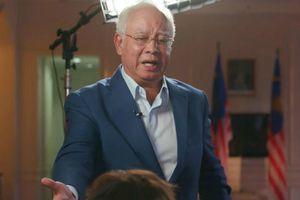 Ông Najib tức giận bỏ ngang phỏng vấn vì bị gặng hỏi vụ tham nhũng