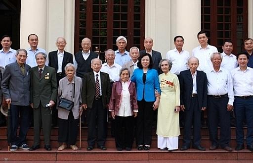 Hà Nội gặp mặt Ban đại diện chiến sỹ cách mạng bị địch bắt tù đày