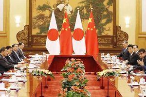 Trung - Nhật ký hơn 500 thỏa thuận, cam kết tránh đe dọa