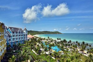 Đẳng cấp khu nghỉ dưỡng ở Phú Quốc lọt top 50 resort tốt nhất