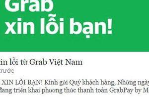 Khách hàng 'nổi giận' vì ví điện tử GrabPay by Moca: Grab xin lỗi và trấn an người dùng