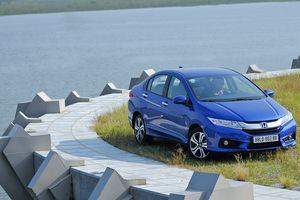 Honda triệu hồi hơn 1500 chiếc Honda City vì lỗi túi khí