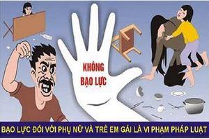 Bạo lực gia đình - người dân ngại trình báo cơ quan chức năng