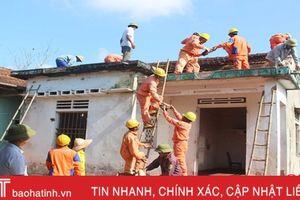 Ngành điện lực hỗ trợ 100 triệu đồng xây 'Mái ấm Công đoàn'