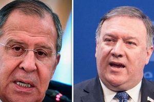 Ngoại trưởng Nga-Mỹ điện đàm chuẩn bị cho cuộc gặp thượng đỉnh