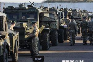 50.000 binh sỹ tham gia tập trận Trident Juncture 2018 của NATO