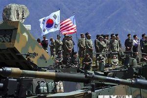 Hàn-Mỹ-Nhật thảo luận quân sự cấp cao 3 bên về hợp tác khu vực