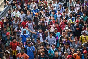Mexico triển khai kế hoạch trợ giúp người di cư