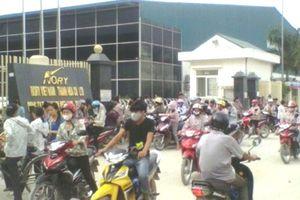 Đa số công nhân Công ty TNHH IVORY Việt Nam đã trở lại làm việc