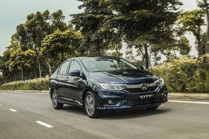Honda Việt Nam triệu hồi hơn 1.500 xe City do lỗi túi khí