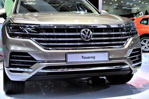 SUV Touareg và Tiguan Allspace - điểm nhấn của gian hàng Volkswagen