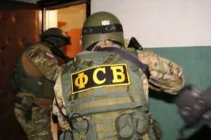 An ninh Nga đột kích hang ổ của IS tại thủ đô Moscow