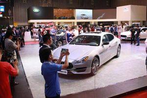 Gần 90 nghìn lượt khách tham quan Triển lãm ô tô Việt Nam