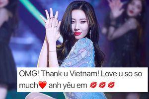 Bị 'chị Google' chơi khăm khi thể hiện tình cảm bằng Tiếng Việt, Sunmi khiến fan Việt vừa bất ngờ vừa cảm động