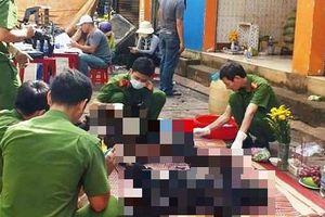 Vụ 2 cô gái chết cháy tại cửa hàng hoa: Nạn nhân khai người tình đổ xăng đốt, công an nhận định có dấu hiệu hình sự