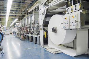 Hai doanh nghiệp đã hoàn thiện hồ sơ theo yêu cầu về BVMT trong nhập khẩu phế liệu nguyên liệu giấy