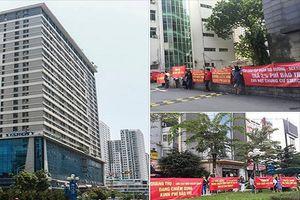 Cư dân Star City Lê Văn Lương 'đòi' hoàn trả kinh phí bảo trì tòa nhà bị 'chiếm giữ'?