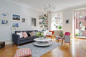 Cách trang trí căn hộ tạo nên không gian sống khác biệt
