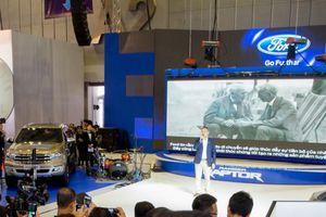 Ngoài Ranger Raptor, gian hàng của Ford Việt Nam tại VMS 2018 có gì để xem?