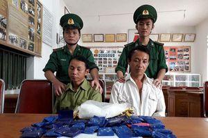 Nghệ An: Bắt vụ buôn bán 6.800 viên ma túy tổng hợp, 1 kg ma túy đá