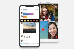 Ứng dụng Skype trên Android hỗ trợ gọi từ danh bạ điện thoại