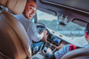 |VIDEO| Thử Offroad mạo hiểm cùng Porsche Cayenne