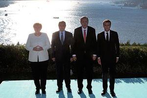Thổ Nhĩ Kỳ khai mạc Hội nghị 4 bên giải quyết xung đột Syria