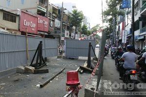Sài Gòn vào mùa... 'đào lên, lấp xuống' (kỳ 2)