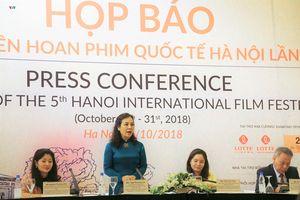 HANIFF 2018: Cánh cửa đến với thế giới của điện ảnh Việt