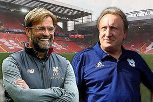 Liverpool - Cardiff City: 'Lữ đoàn đỏ' lên ngôi đầu?
