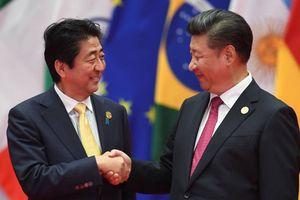 Quan hệ Nhật Bản và Trung Quốc đang đứng trước 'bước ngoặt lịch sử'