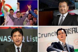 10 tỷ phú giàu nhất Trung Quốc theo Forbes