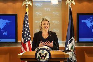 Mỹ cam kết thúc đẩy nỗ lực ngoại giao buộc Triều Tiên phi hạt nhân hóa