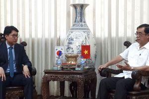 Cơ quan xúc tiến Thương mại và Đầu tư Hàn Quốc tìm hiểu hợp tác đầu tư tại Quảng Trị