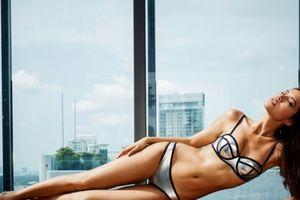 Minh Tú khoe dáng chuẩn với bikini, sẵn sàng chinh chiến Miss Supranational