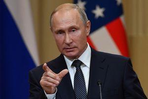 'Nga không bao giờ thay thế được Mỹ tại Trung Đông'