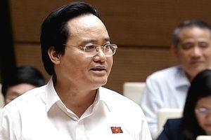 Bộ trưởng Phùng Xuân Nhạ: Một bộ sách giáo khoa gây cứng nhắc