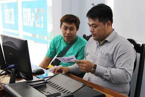 Đà Nẵng: Số người đến làm thủ tục hành chính trực tiếp giảm vì dịch vụ công trực tuyến