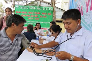 Lâm Đồng: Khám, chữa răng miễn phí cho người nghèo