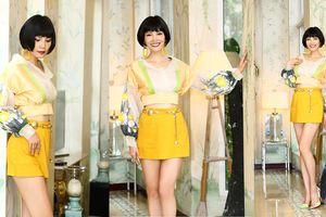 Siêu mẫu Vũ Cẩm Nhung: Tình yêu đẹp nhưng quá buồn...