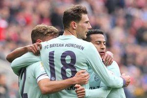 Thắng nhẹ Mainz 2 - 1, Bayern áp sát ngôi đầu của Dortmund