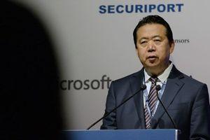 Thông tin mới nhất về số phận cựu Chủ tịch Interpol Trung Quốc