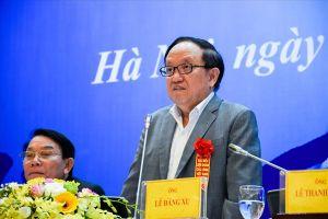 Ông Lê Đăng Xu tiếp tục được bầu làm Chủ tịch Liên đoàn cầu lông Việt Nam khóa VI
