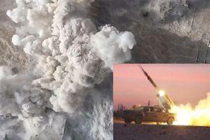SAA dùng hỏa lực Golan-300 dội vào phiến quân