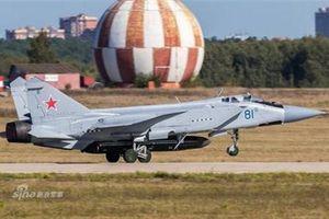 Đòn phối hợp của A-235 Nudol và MiG-31 khiến địch tê liệt